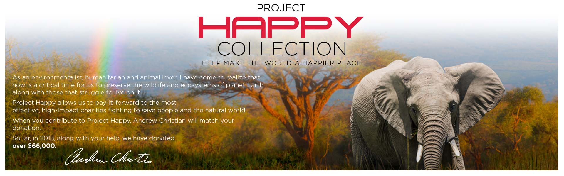 PROJECT HAPPY COLLECTION - NEW