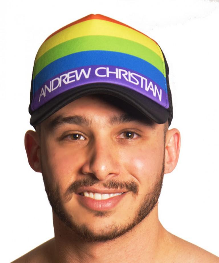 Pride Rainbow Cap