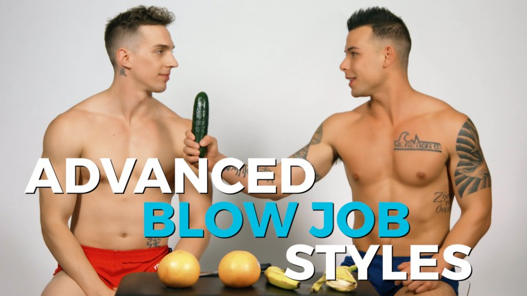 Advanced Blow Job Styles