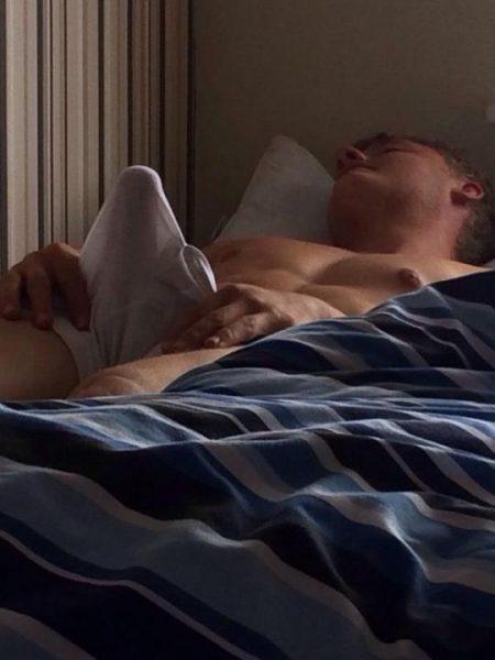 Shh... Don't Wake Up These Sweet Slumbering Studs