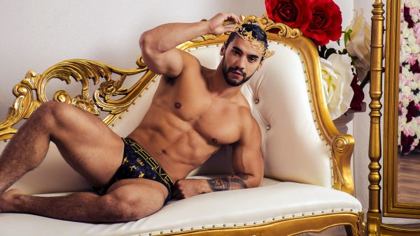 Are You Regal Enough For These Undies?