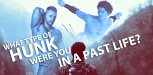 QUIZ: What Type of Hunk Were You in a Past Life?