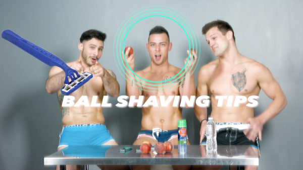 VIDEO: Ball Shaving 101