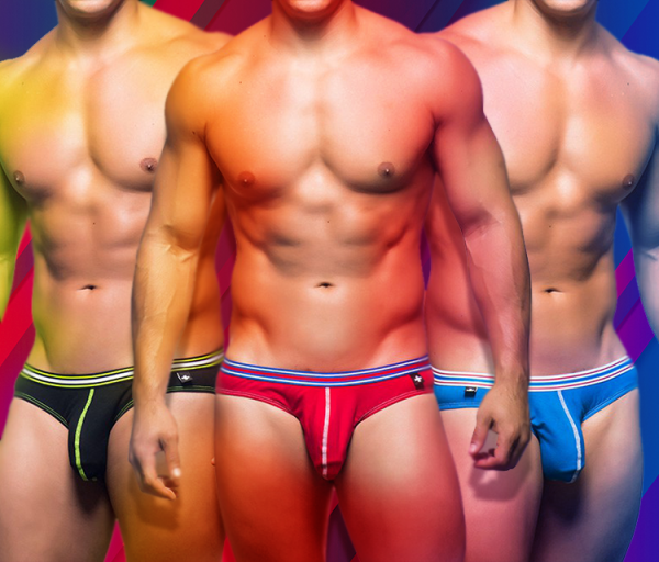 Hot Product: Boy Brief Superhero 3-Pack w/ Almost Naked
