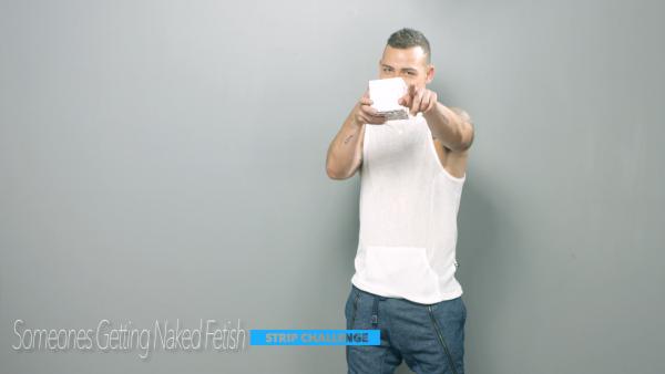 VIDEO: FETISH SLANG STRIPTEASE CHALLENGE