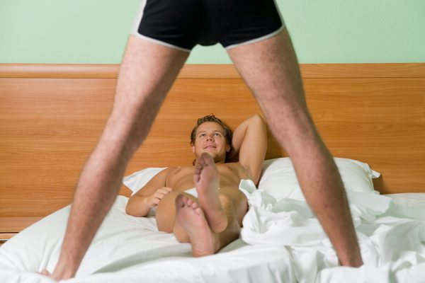 Group Masturbation: Doing What Guys Do Alone, Together