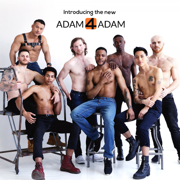 An astonishing rejuvenation cure to celebrate Adam4Adam's 15th anniversary