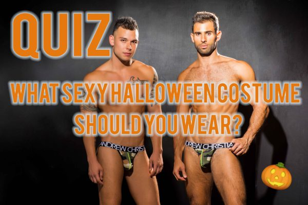 Quiz: Which Sexy Halloween Costume Should You Wear?