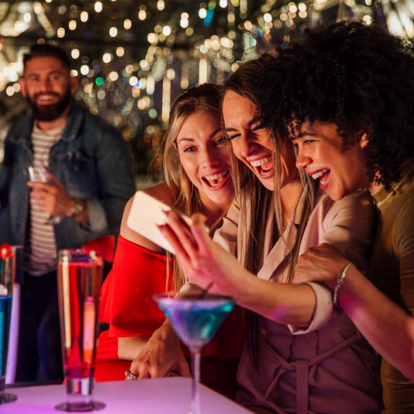 What Do We Do About Straight Women in Gay Bars?