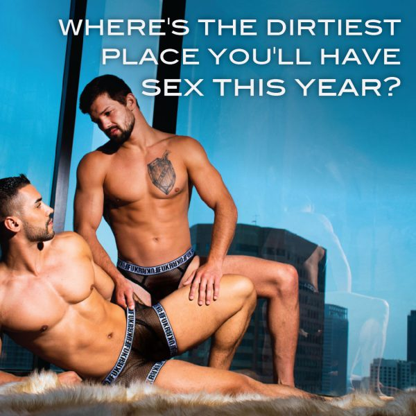 Where's the Dirtiest Place You'll Have Sex This Year?