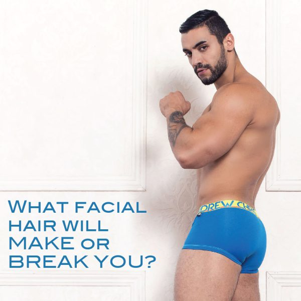 What Facial Hair Will Make or Break You?