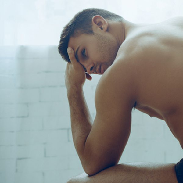 Premature Ejaculator? Here's 5 Depressing Reminders to Help Prevent Your Orgasm