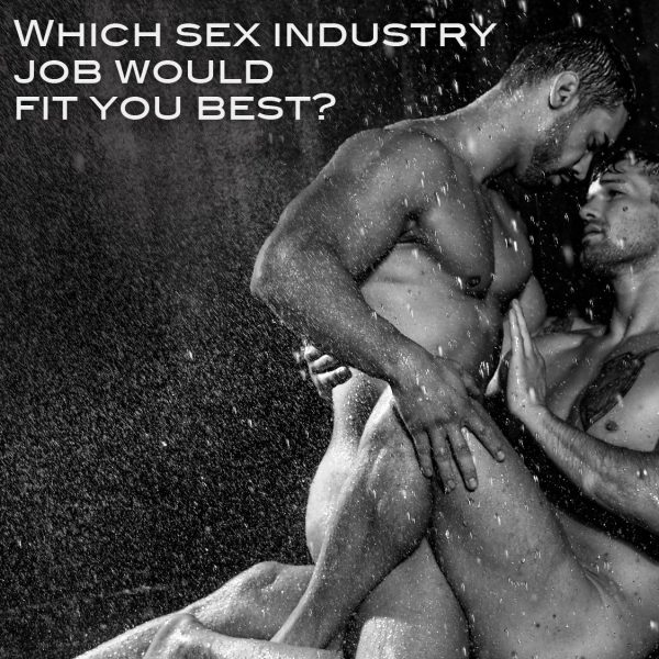 Which Sex Industry Job Would Fit You Best?