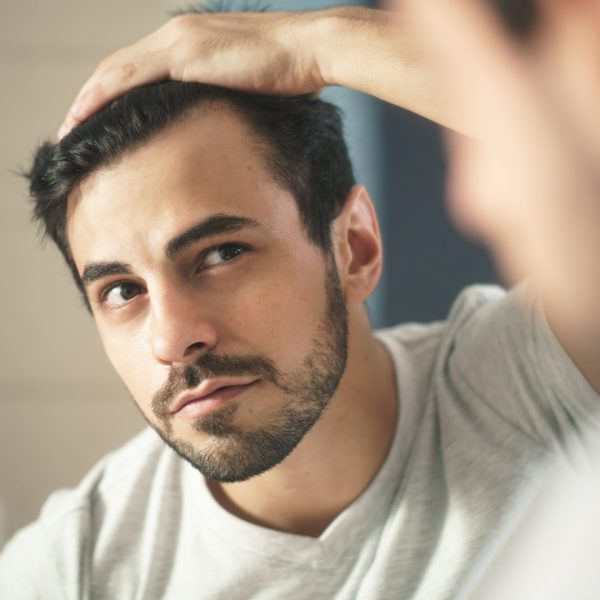 A Love Letter to Balding Men