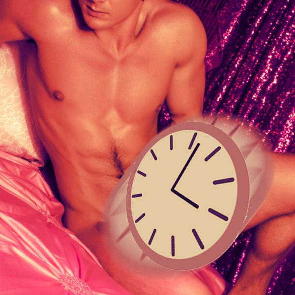 Can We Guess How Long You'll Last in Bed?