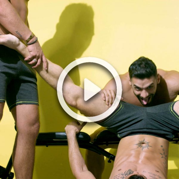 Gym Style Sex Positions