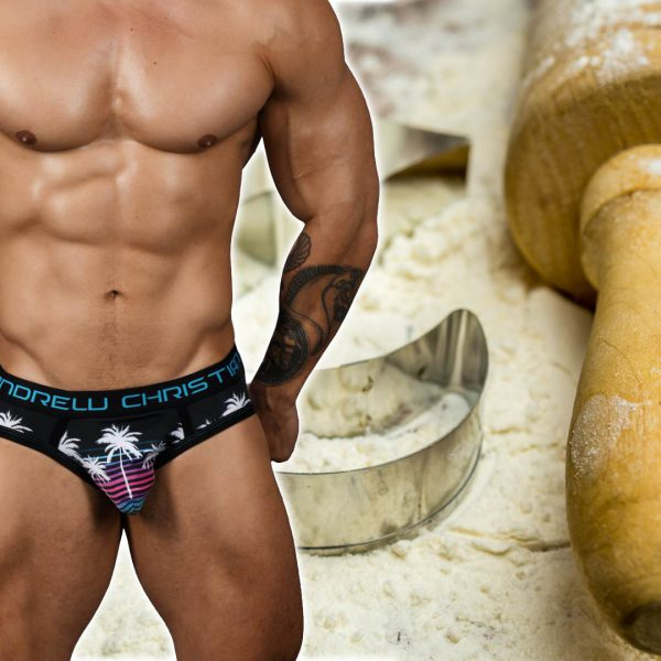 Which Holiday Baked Good Will Get Him to Drop His Pants?