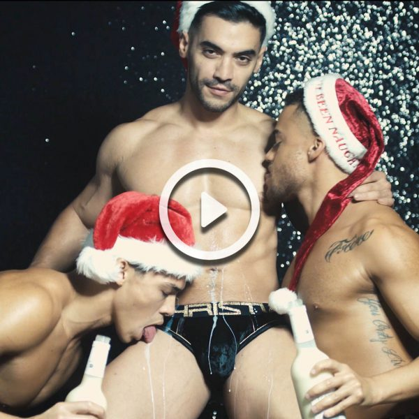 Gay For Pay Santas (Take Quiz Below Video)