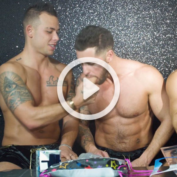 Straight Guys Review Gay Sex Toys pt. 2