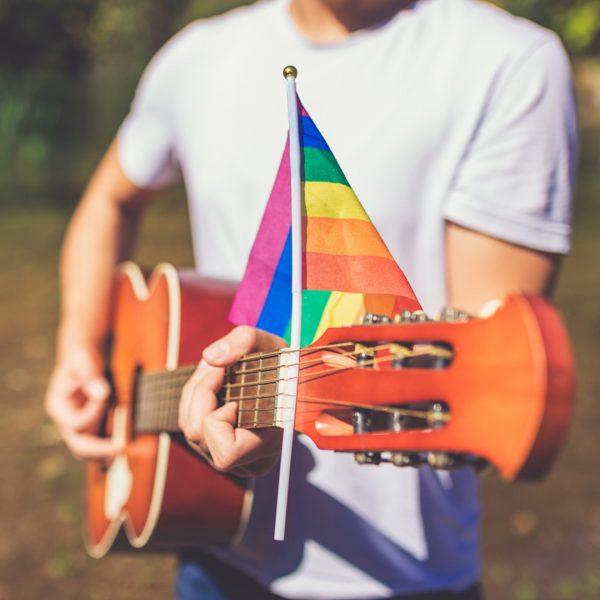 5 Trending Gay Musicians