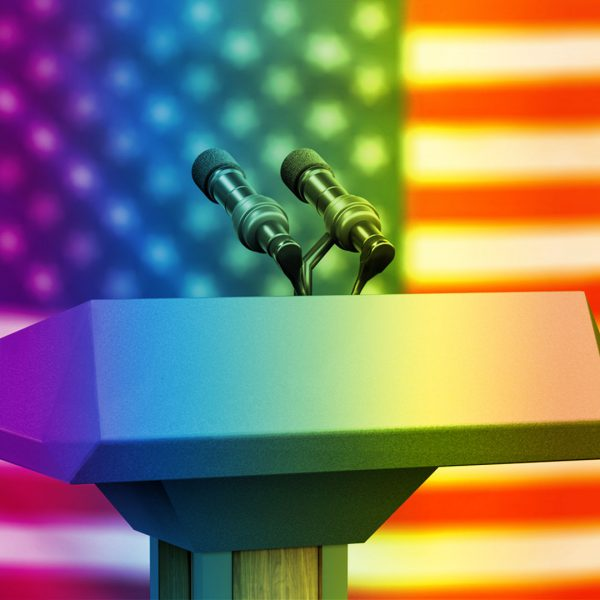 LGBTQ People We'd Rather Watch Host the Presidential Debates