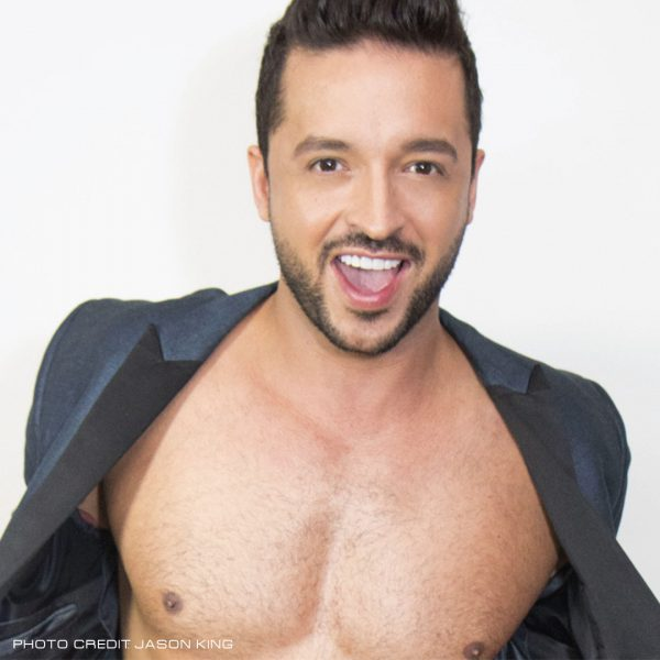 Jai Rodriguez: Keeping Sexy During Quarantine