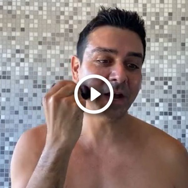 Welcome to My Naked Shower - Morning Skincare Edition