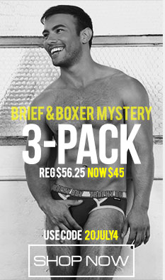 3-Pack Brief or Boxer