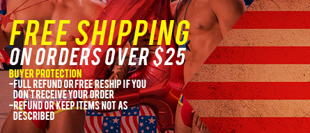 Free Shipping Over $25+