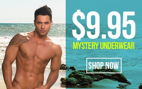 $9.95 Mystery Underwear