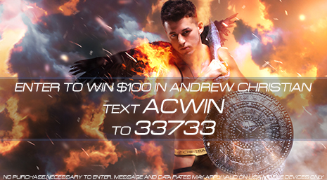 Text ACWIN to 33733, Contest Only Valid in the USA