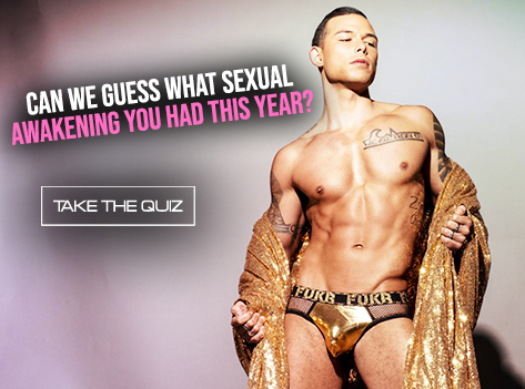 Slide Can We Guess What Sexual Awakening You Had This Year?