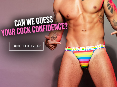Slide Can We Guess Your Cock Confidence?