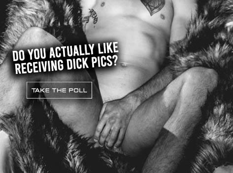 Slide Do You Actually Like Receiving Dick Pics?