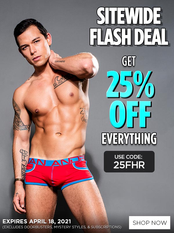 Promo Get 25% OFF Everything