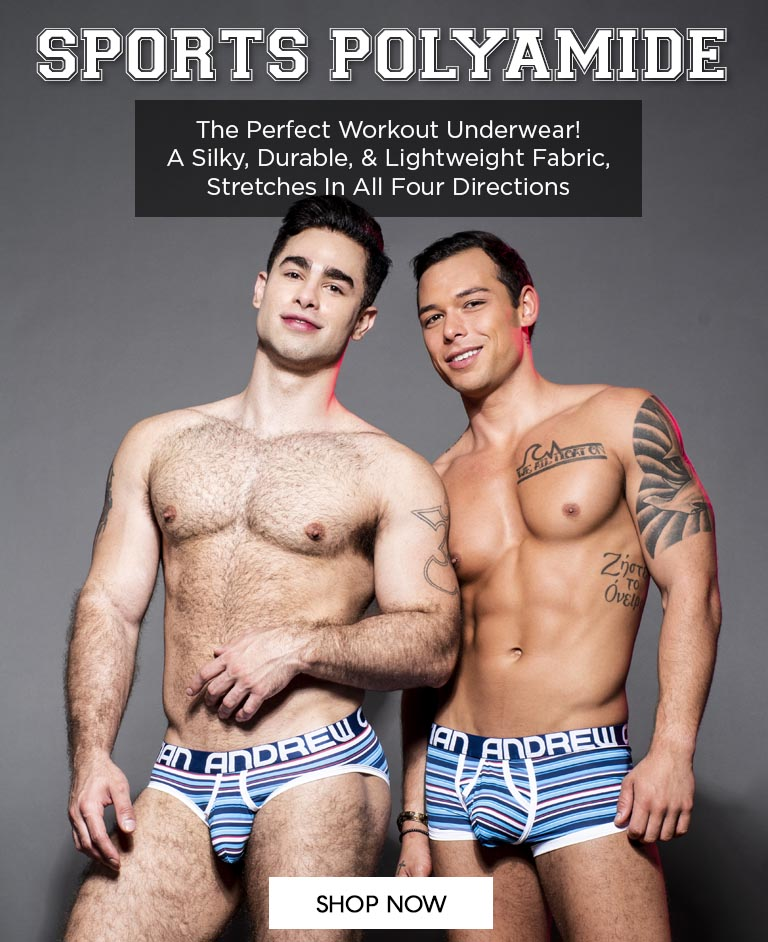 Slide SPORTS POLYAMIDE - The Perfect Workout Underwear