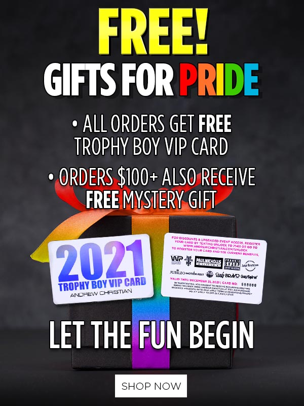 Promo FREE Gifts For PRIDE