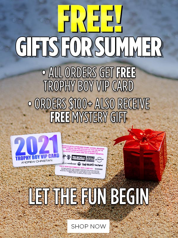 Promo FREE Gifts For SUMMER