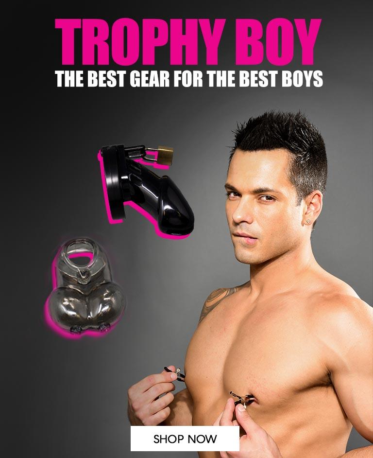 Slide TROPHY BOY GEAR - The Best Gear For The Best Boys