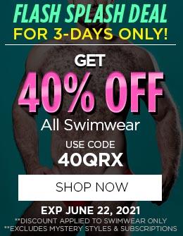 Get 40% OFF Swimwear