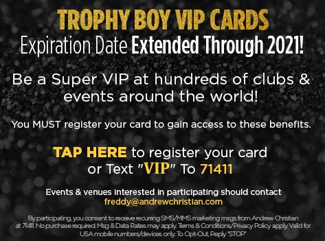 Slide VIP Card