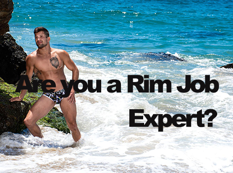 Slide Are You a Rimjob Expert?
