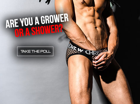 Slide Are You a Grower or a Shower?