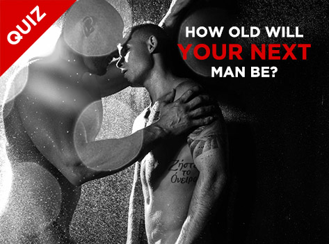 Slide How Old Will Your Next Man Be?