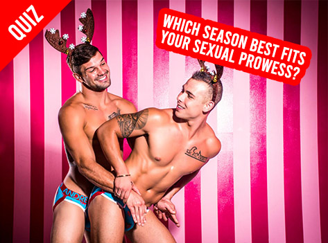 Slide Which Season Best Fits Your Sexual Prowess?