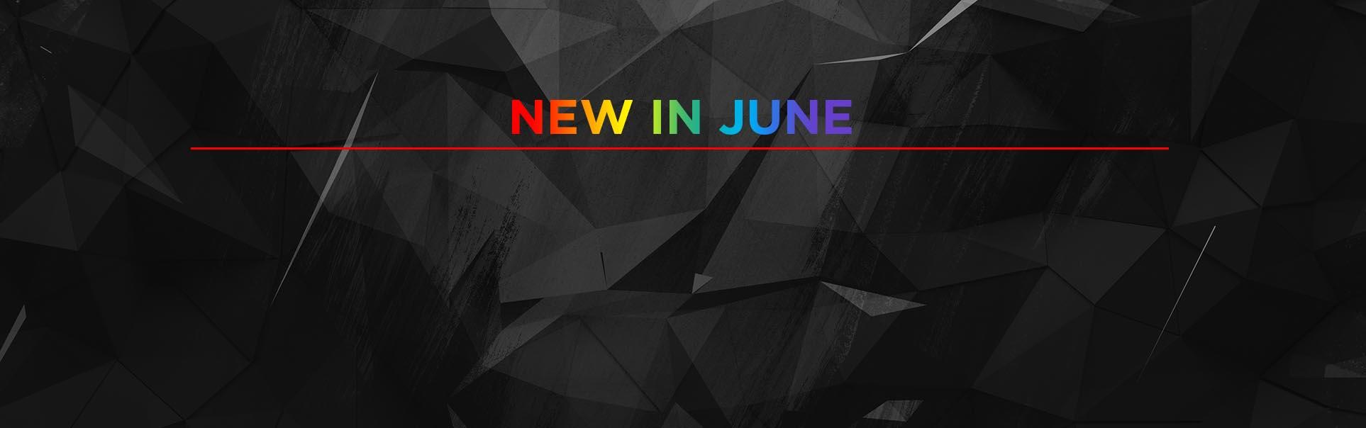 New In June