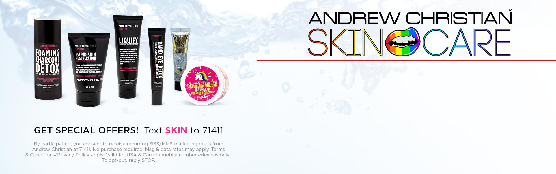 Skincare - NEW