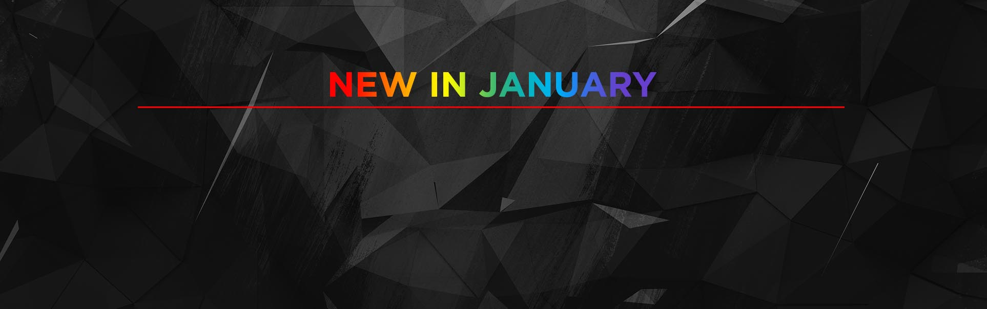 New In January