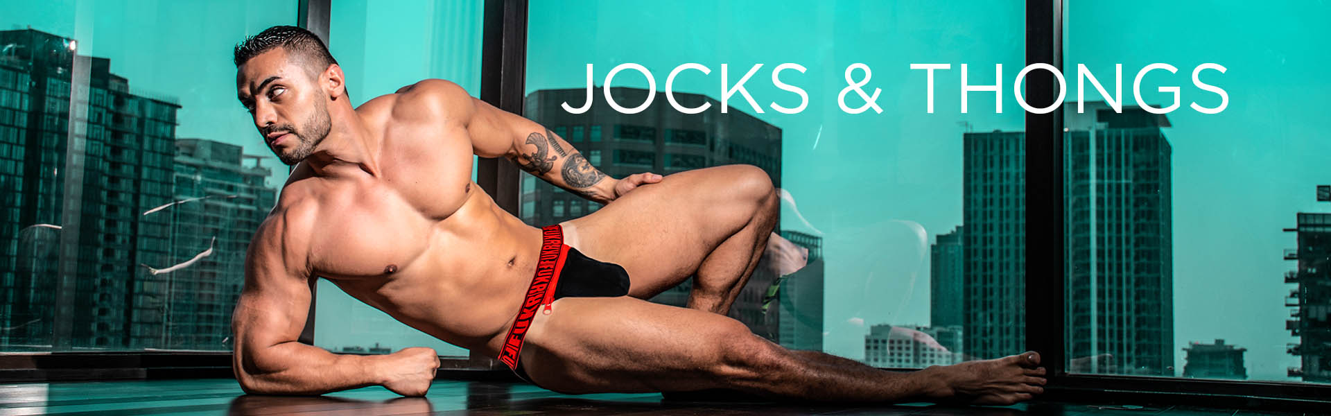 Jocks & Thongs