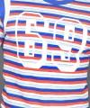 69 Madison Stripe Athletic Tee Thumbnail 6